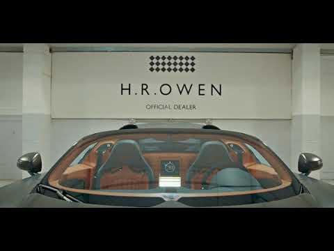 H.R. Owen Bugatti Pre Owned Vitesse
