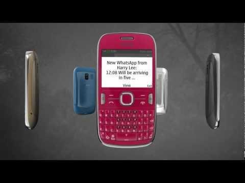 Nokia Asha 302 - MyWorldPhone.com