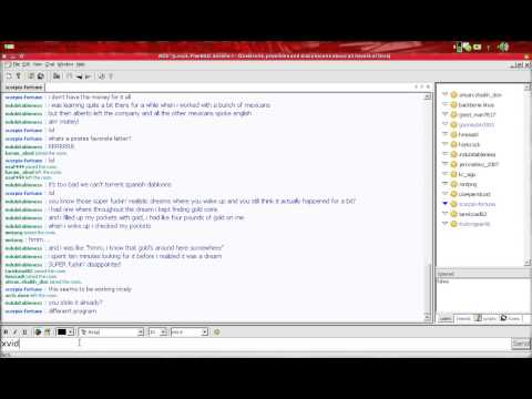 Test of Xvidcap on gOS 3.1