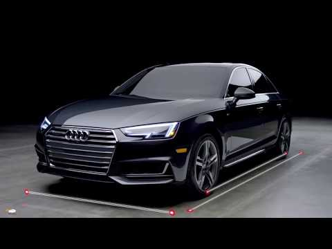 Audi A4 Official Audi Overview of features overview new model