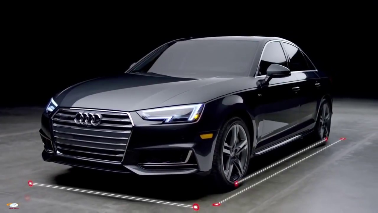 Audi A4 Official Audi Overview Of Features Amp Overview New