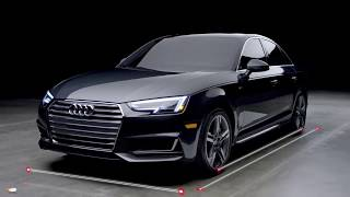 Audi A4 Official Audi Overview of features & overview new model