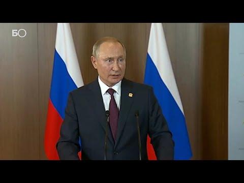 Путин рассказал, почему нужно критиковать власть