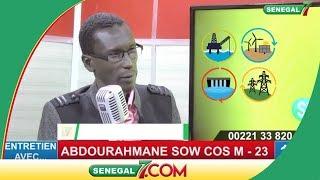 Abdourakhmane Sow Cos M-23: