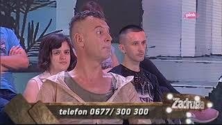 Zadruga, narod pita - Milan zgrožen Gagijevim ponašanjem u emsiji - 16.07.2018.