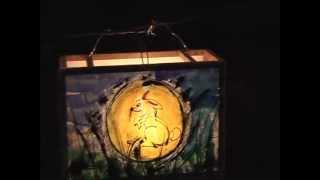 2013 熱海 伊豆山神社 中秋の名月歌会 献灯 その2