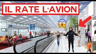 YASSINE A RATÉ L'AVION !! OMG thumbnail