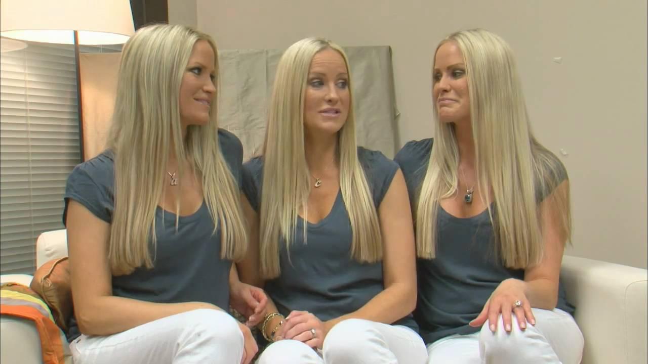nicole erica The triplets dahm jaclyn and