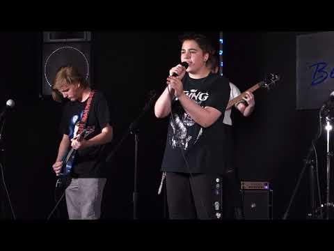 Pearl Jam - Even Flow Bending Oaks High School Band Show 5/16/19