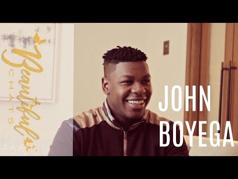 JOHN BOYEGA on Beautiful Chats with BLESSING BOYEGA