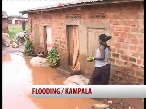 KAMPALA FLOODS