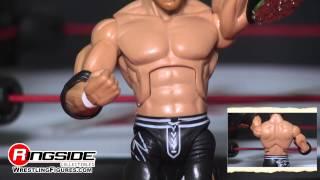 TNA FIGURE INSIDER: Chris Sabin - TNA Deluxe Impact 12 Jakks Pacific Wrestling Action Figure Review