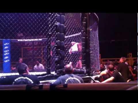 Shawn's First MMA Fight