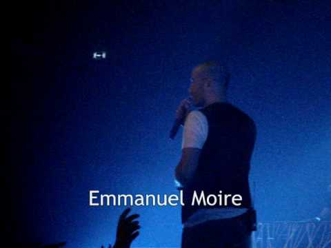 Emmanuel Moire Adulte & sexy - Cirque Royal