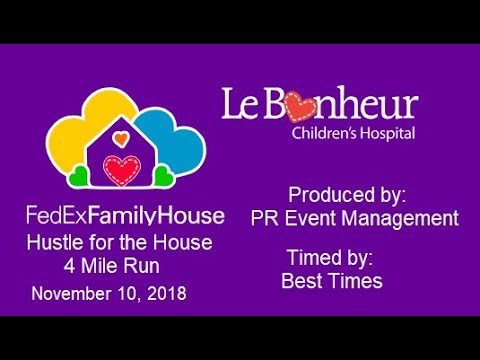Fedex Family House Four Mile Run 2018 Youtube