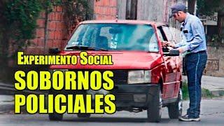 Sobornando Policias Argentinos | Experimento Social - La Vida Del Desvelado