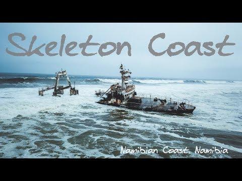 Searching for SHIPWRECKS on the SKELETON COAST! | Skeleton Coast, Namibia - Part One