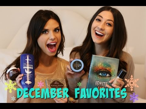 December 2015 Favorites! | GIVEAWAY (CLOSED)