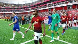 Download Video Chelsea vs Manchester United - FA Cup 18 February 2019 Prediction MP3 3GP MP4