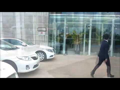Crowne Plaza Kochi accelerap video
