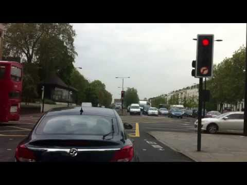 London streets (68.) - Exhibition Rd (SW7) - Twickenham (TW1)