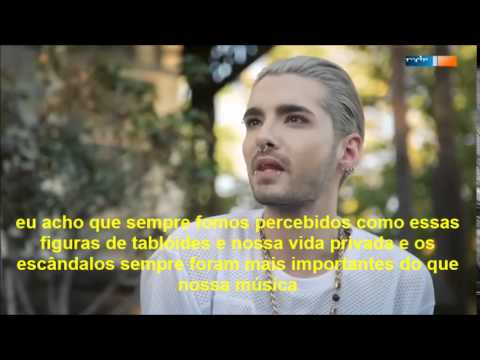 Tokio Hotel em Los Angeles Rockpalast Backstage - Legendas em português (PT_Br)