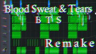 BTS Blood Sweat Tears Original Remake In GarageBand
