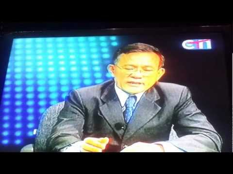 TV Programe about pesticide in cambodia 2