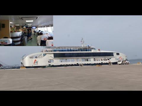 Samar, San Isidro Ferry Port to Calbayog City