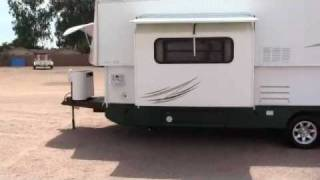2008 Hi Lo Trailer 28C Part 1