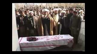 Skardu,Burial of one shahed of kohistan incedent 1 EdiT By Imran11092