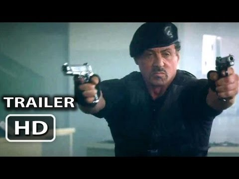 The Expendables 2 : New Trailer