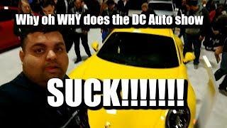 Washington DC Auto Show SUCKS every single year!!!! thumbnail
