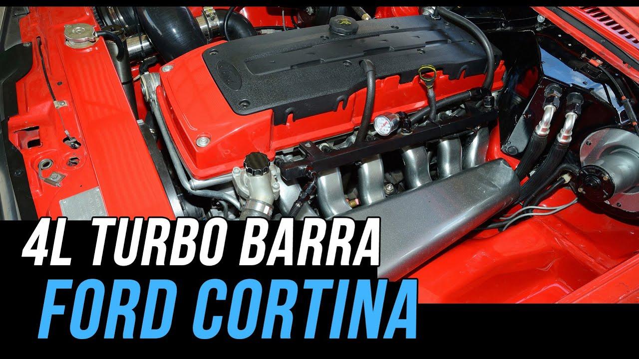Turbo Barra Ford Cortina Sleeper Youtube