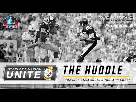 Steelers Nation Unite live video chat with Lynn Swann and John Stallworth