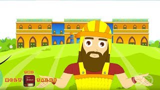 Nehemiah Goes To Jerusalem I Old Testament Stories I Animated Children