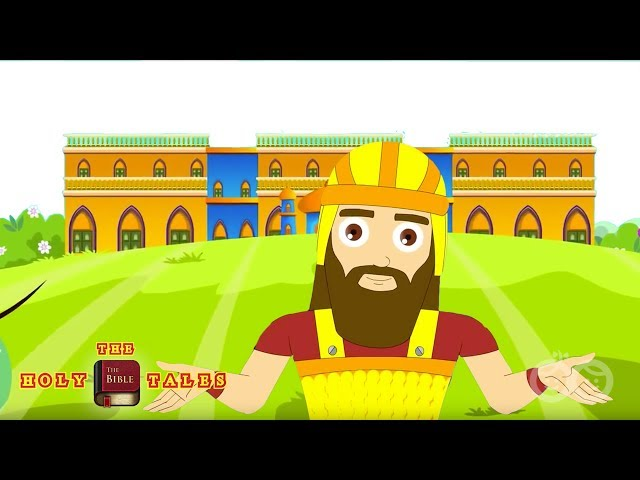 Nehemiah Goes To Jerusalem - Bible Stories For Children