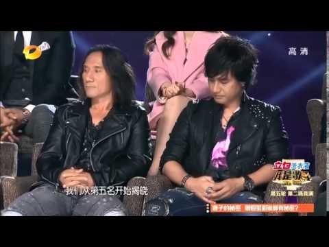 (Subtitle B.Melayu)  Shila Amzah 茜拉《Forever Love》I Am a Singer 我是歌手   20140314