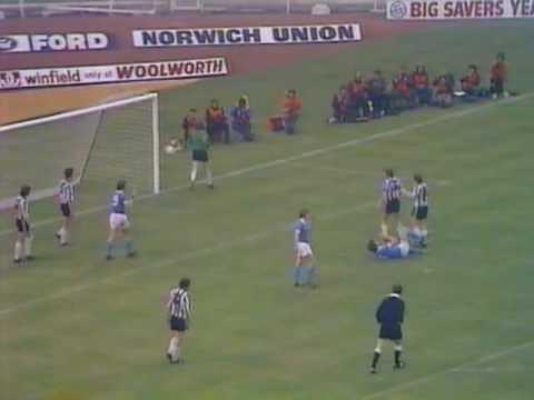 1976 League Cup Final Highlights - Man City v Newcastle