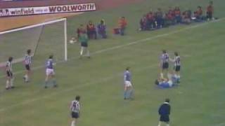 1976 League Cup Final Highlights - Man City v Newcastle