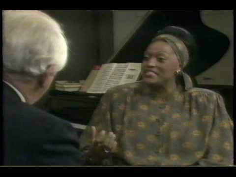 Jessye Norman interviewed by Patrick Watson