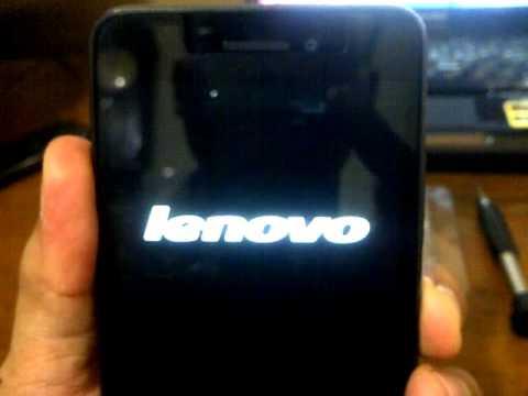 Hard Resset Lenovo S60a
