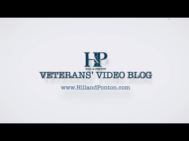 Video Blog - VA Disability for Paratroopers - Hill & Ponton, P A