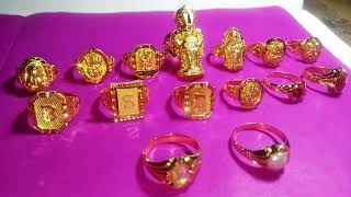 4 to 8 grams  gold rings for mens👇