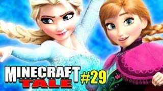 Minecraft FROZEN MAP! - Another Minecraft Tale Ep. 29
