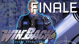 Winback: Covert Operations - FINALE: Operation SUCCESS