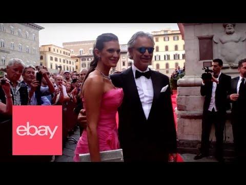 L'asta di beneficenza esclusiva di eBay per Celebrity Fight Night in Italia
