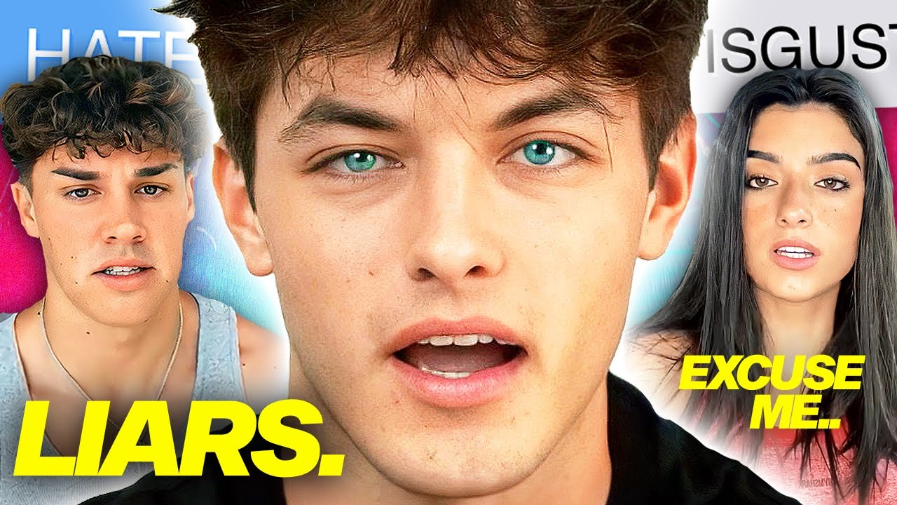 Griffin Johnson DROPS SONG & DRAGS Dixie & Noah?!, Bryce & Tessa Brooks DATING?! Sway Boys CANCELLED