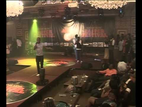 DAGRIN PERFORMING AT THE 12th ANNUAL KENNIS MUSIC FESTIVAL