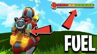 New Jetpack Requires Fuel Hovers Confirmed Fortnite Gameplay News Minecraftvideos Tv They take up an inventory slot like everything else though, so expect to sacrifice healing or weapon. minecraft videos